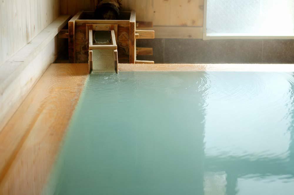 Of high-hot spring beard house | Hot Springs Taber