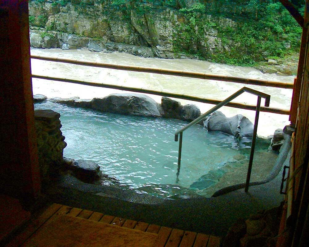 祖谷(いや)温泉 ホテル祖谷温泉