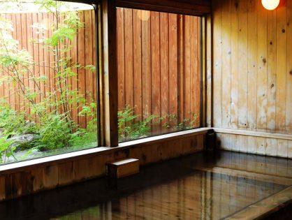 奥飛騨・福地温泉 かつら木の郷