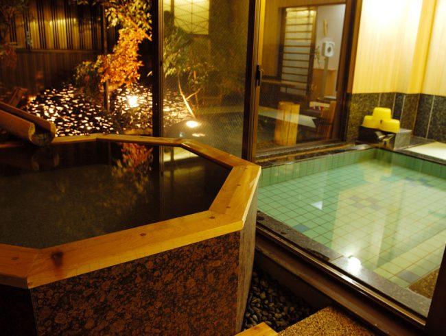 飯坂温泉 双葉旅館