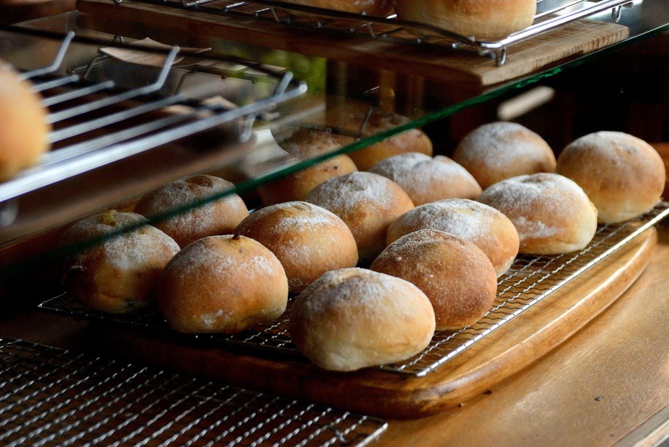お気に入りのパン屋さん ひとつぶ堂