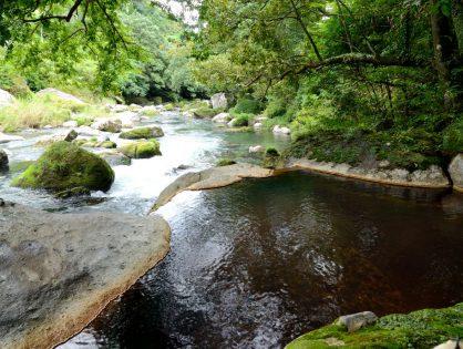 鹿児島の旅(4/5) えびの高原と妙見石原荘の露天風呂