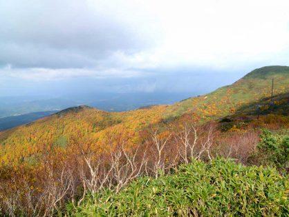 青森・秋田の紅葉を追いかけて(3/5) 岩木山と弘前城