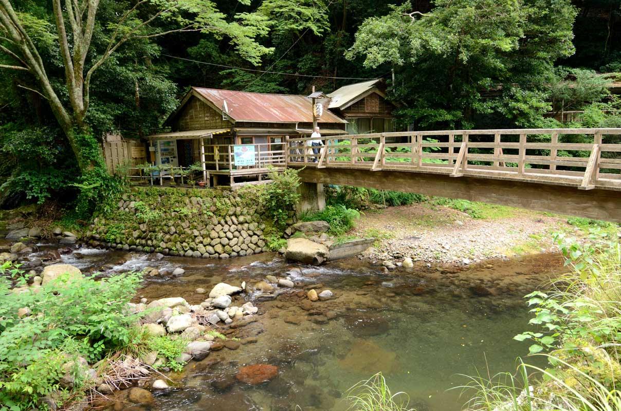 伊豆の南部をぶらり(1/4) 大沢温泉 山の家
