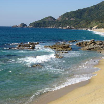 送陽邸(屋久島) とても美しい海と美味しいお食事