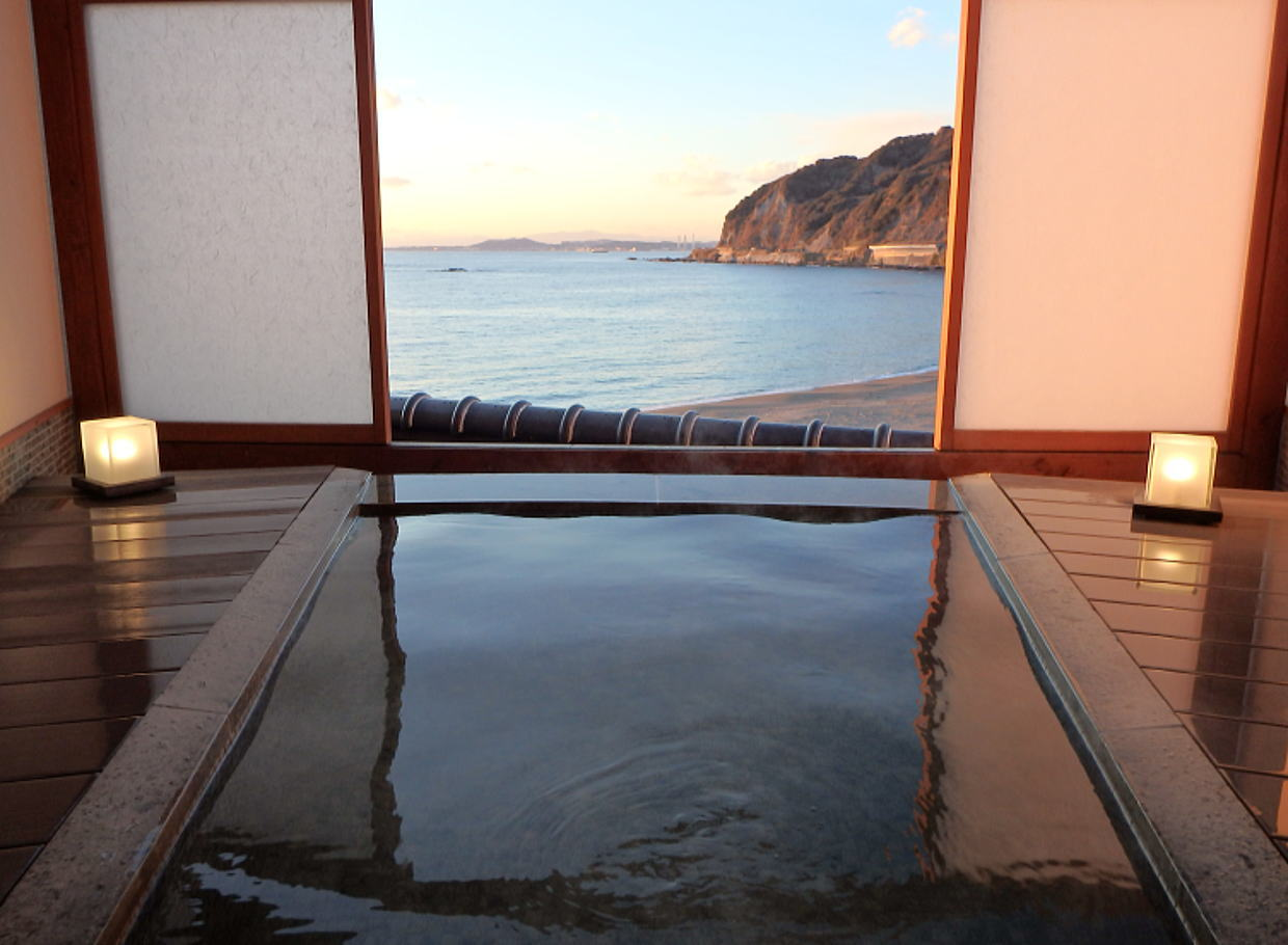 安房温泉 Beachside Onsen Resort ゆうみ
